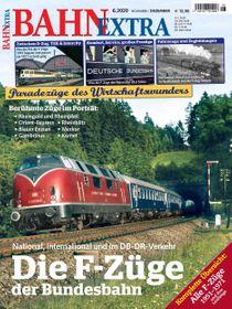 National, international und im DB-DR-Verkehr: Die F-Züge der Bundesbahn