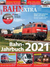 Bahn-Jahrbuch 2021