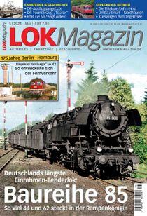 Deutschlands längste Einrahmen-Tenderlok: Baureihe 85 - So viel 44 und 62 steckt in der Rampenkönigin