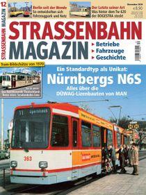 Ein Standardtyp als Unikat: Nürnbergs N6S - Alles über die DÜWAG-Lizenzbauten von MAN