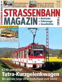 KT4D und KTNF: Tatra-Kurzgelenkwagen - Wo und wie lange sie in Deutschland noch fahren