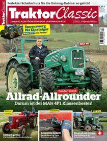 Traktor-Check: Allrad-Allrounder - Darum ist der MAN 4P1 Klassenbester!