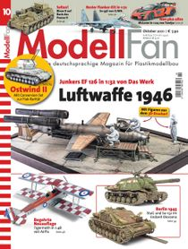 Junkers EF 126 in 1:32 von Das Werk: Luftwaffe 1946 - Mit Figuren aus dem 3D-Drucker!