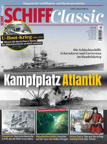 Kampfplatz Atlantik: Die Schlachtschiffe Scharnhorst und Gneisenau im Handelskrieg