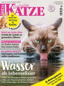Wie viel Flüssigkeit Katzen brauchen und was sie zur Wasseraufnahme animiert