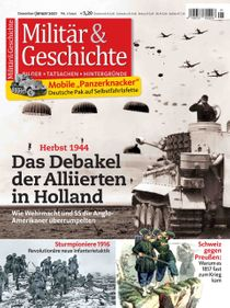 Herbst 1944: Das Debakel der Alliierten in Holland - Wie Wehrmacht und SS die Anglo-Amerikaner überrumpelten