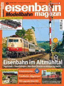 150 Jahre Eisenbahn im Altmühltal: Ingolstadt - Treuchtlingen: Was diese Strecke so einzigartig macht