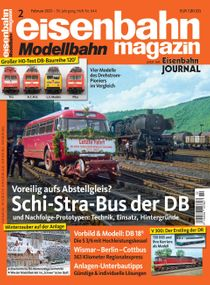 Voreilig aufs Abstellgleis? Schi-Stra-Bus der DB und Nachfolge-Prototypen: Technik, Einsatz, Hintergründe