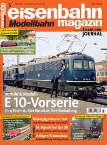 Vorbild & Modell: E 10-Vorserie - Ihre Technik, ihre Einsätze, ihre Bedeutung