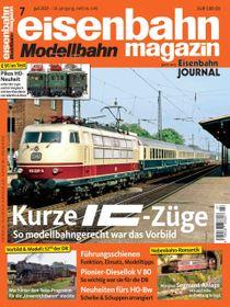 Kurze IC-Züge: So modellbahngerecht war das Vorbild